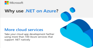 Why use .NET on Azure?